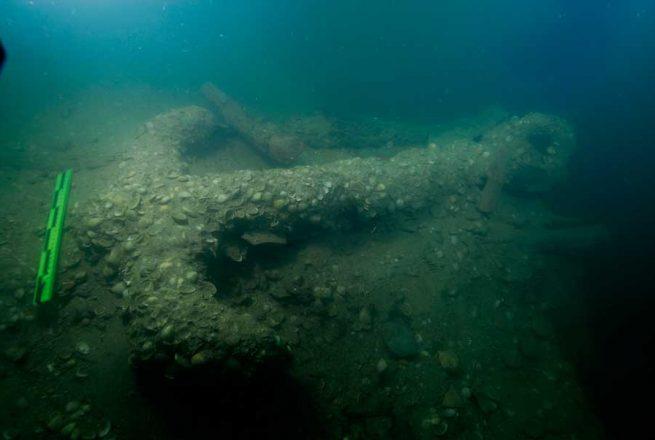Интересни артефакти откриха археолозите при подводните проучвания на устието на Ропотамо