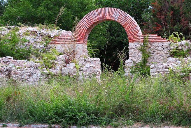Урдовиза – античната крепост край Китен
