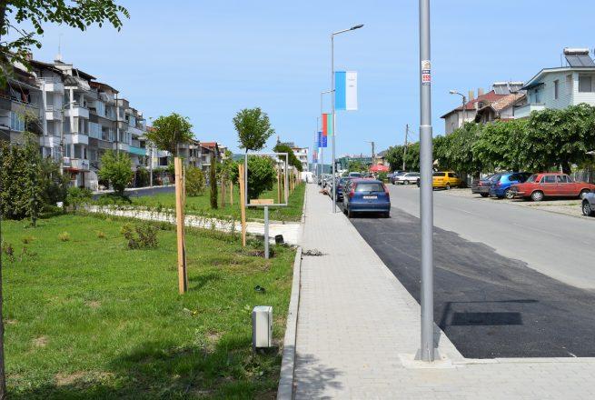 """Реновиране на ул. """"Иглика"""" до лятото на 2018-та"""