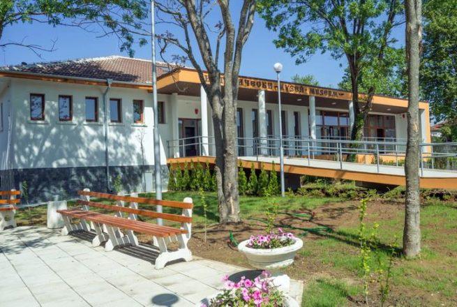 Исторически музей на Приморско