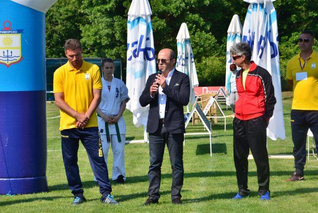 Детски футболен турнир - Приморско лято 2018 г.