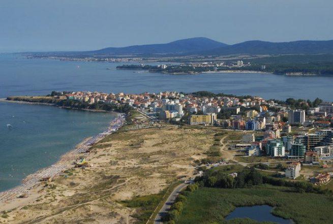 Проект за нов ВИК в стария квартал на Приморско