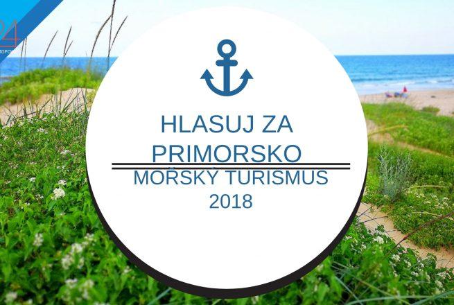 HLASUJ ZA PRIMORSKO – MOŘSKÝ TURISMUS 2018