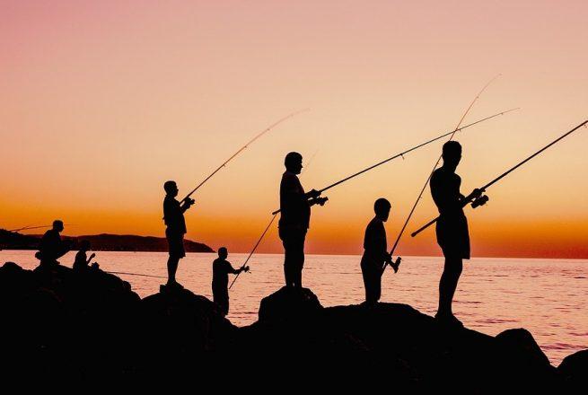 Риболовен билет и при морски риболов